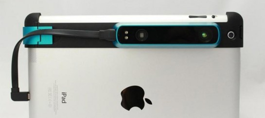 Structure Sensor | World's First 3D Scanner for iPad
