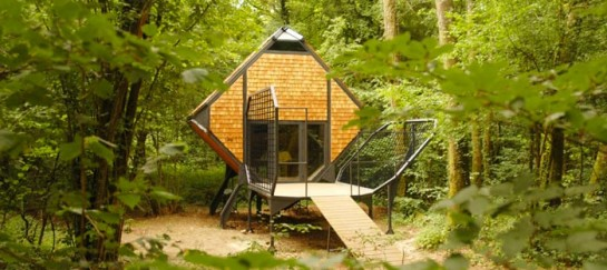 Feral House Nichoir (The Birdhouse) by Matali Crasset