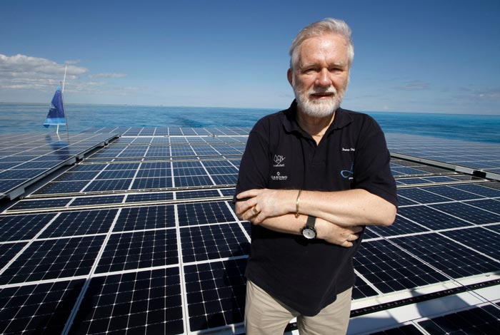 Turanor PlanetSolar World Largest Solar Powered Ship 5