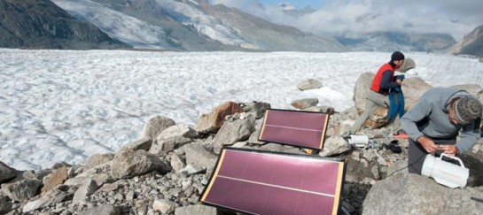 iLand Everywhere Portable Solar Generator System