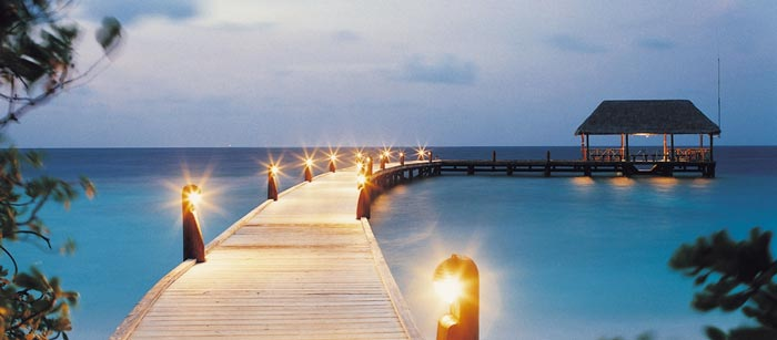 Cocoa Island Resort in The Maldives by COMO Group