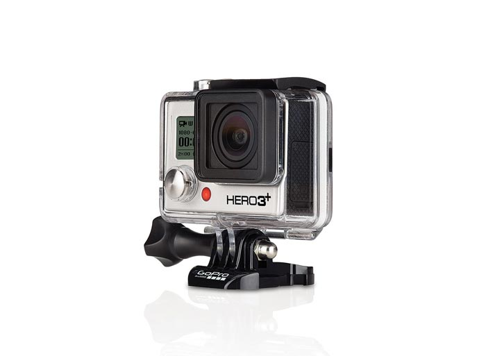 Casing and the GoPro Hero3+ HD Action Camera