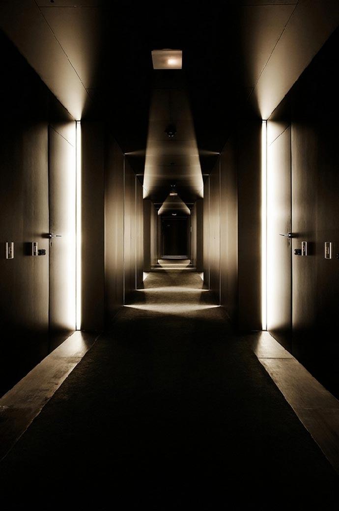 Foyer Layout Generator : Hotel puerta america madrid