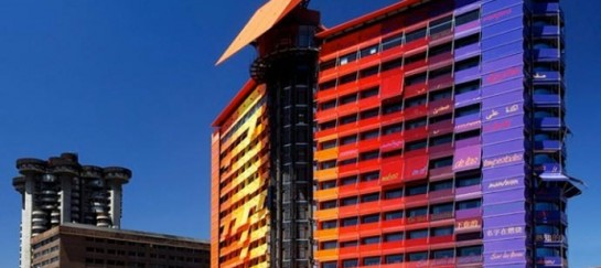 HOTEL PUERTA AMERICA | MADRID