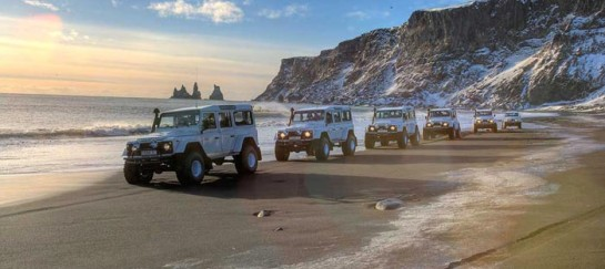 ISAK 4X4 SUPERJEEP RENTALS IN ICELAND