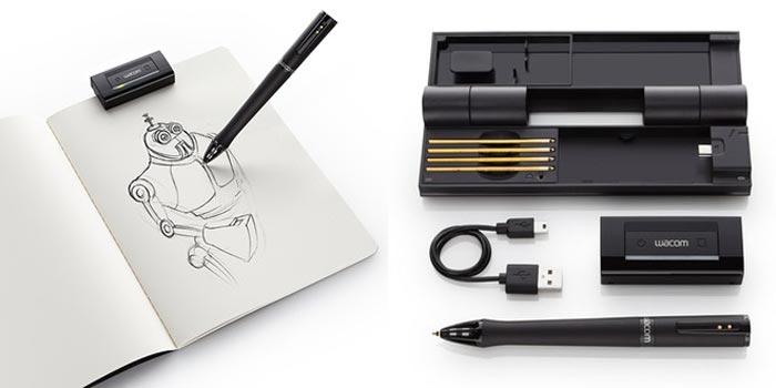 Inkling Wacom Digital Sketch Pen on Jebiga