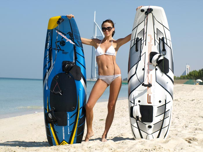 JetSurf - The New Extreme Water Sport