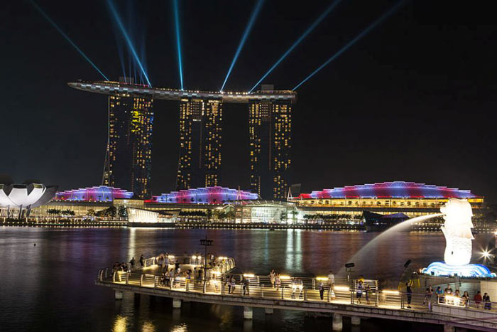 <b>Marina Bay Sands</b> 6 | Tales from Asia and Beyond