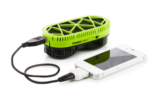 Power Trekk Charger - A Fuel Cell Charger by myFC
