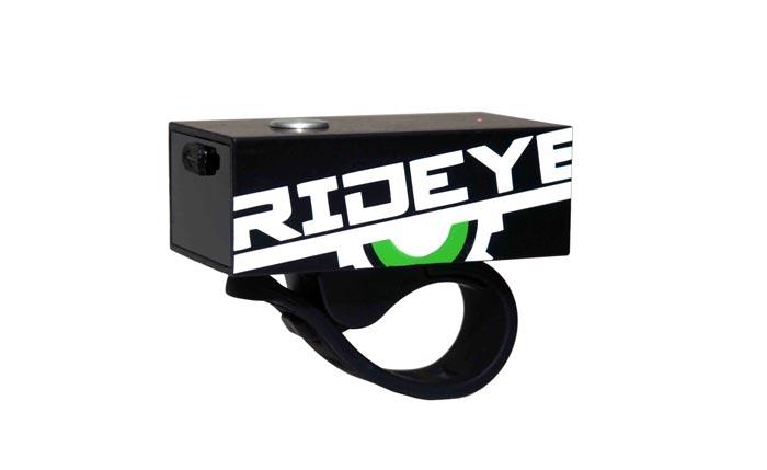 Rideye Camera - A Black Box for Bicycles