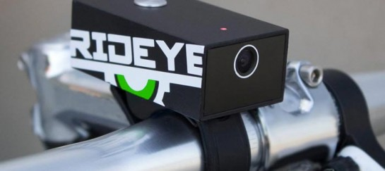 RIDEYE CAMERA | BLACK BOX FOR BICYCLES