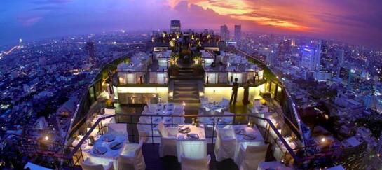 BANYAN TREE HOTEL | BANGKOK