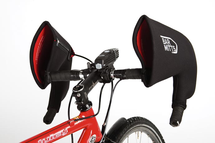 Bar Mitts | Hand Covers for Cyclists 1