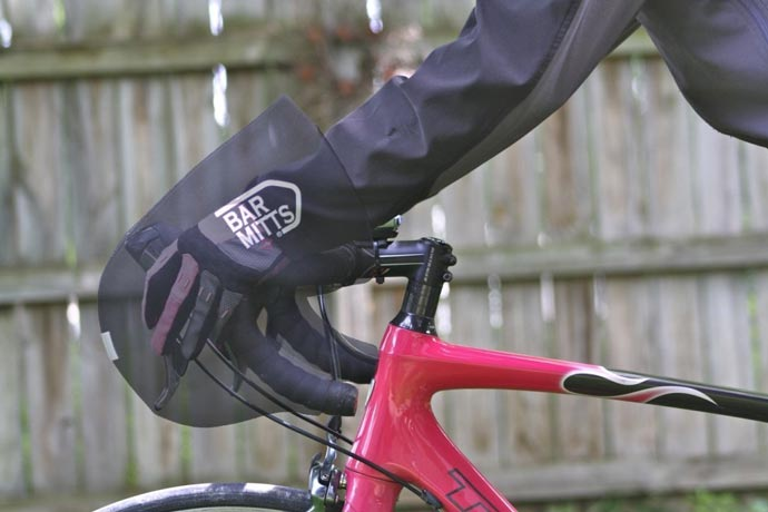 Bar Mitts | Hand Covers for Cyclists 4