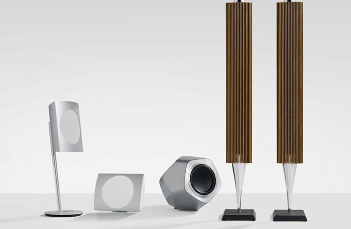 Beolab 18 Speakers by Bang & Olufsen 7