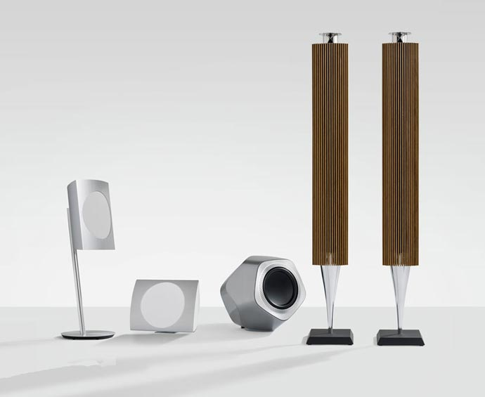 beolab 18 speaker by bang olufsen. Black Bedroom Furniture Sets. Home Design Ideas