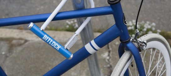 BITLOCK | KEYLESS BICYCLE LOCK