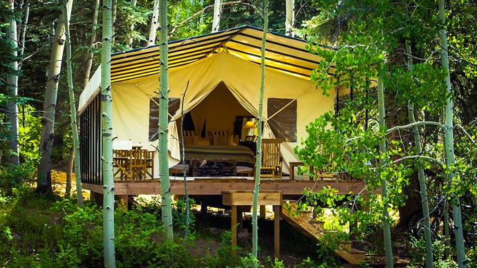 Lodge at Dunton Hot Springs Resort