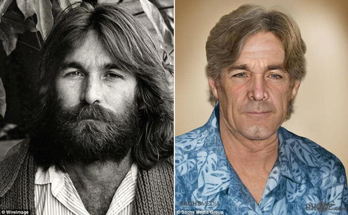 Dennis Wilson - How Would he Look if Alive