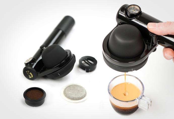 Handpresso Wild ESE Portable Espresso Machine 5