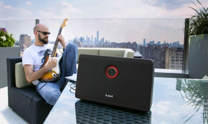 iLoud Portable Speaker for Musicians 2