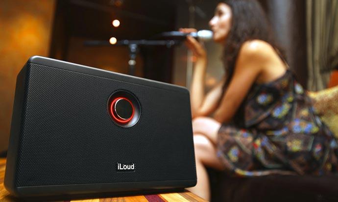 iLoud Portable Speaker for Musicians 3