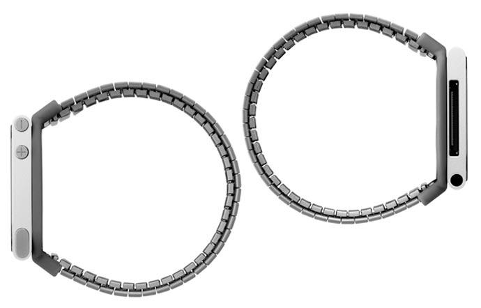 Incase Flex Wristband for iPod Nano 000
