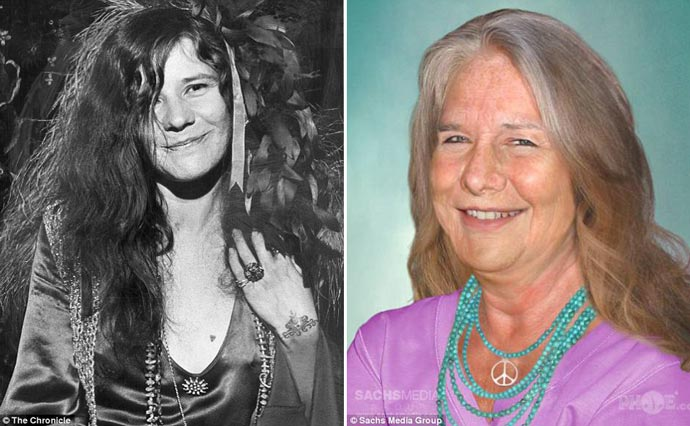 Janis Joplin - How Would he Look if Alive