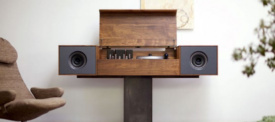 MODERN RECORD CONSOLE | BY SYMBOL AUDIO