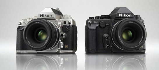 NIKON DF | FX-FORMAT DSLR CAMERA (VIDEO)