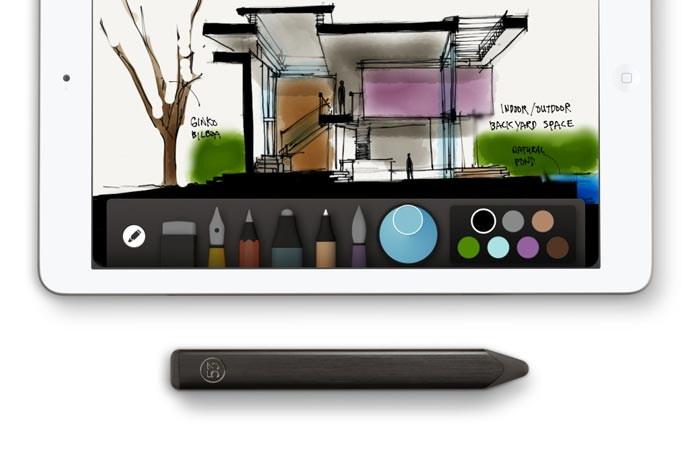 Pencil stylus and pencil app