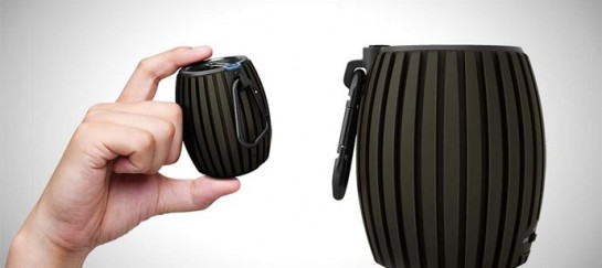 PHILIPS SOUNDSHOOTER WIRELESS PORTABLE SPEAKER