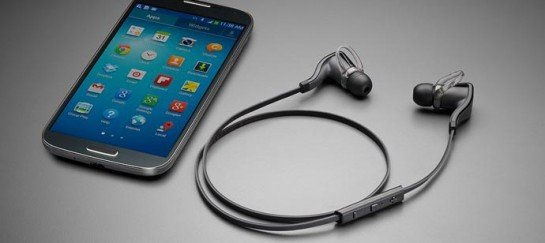 PLANTRONICS BACKBEAT GO 2 WIRELESS HEADPHONES