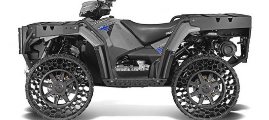 POLARIS SPORTSMAN WV850 H.O ATV