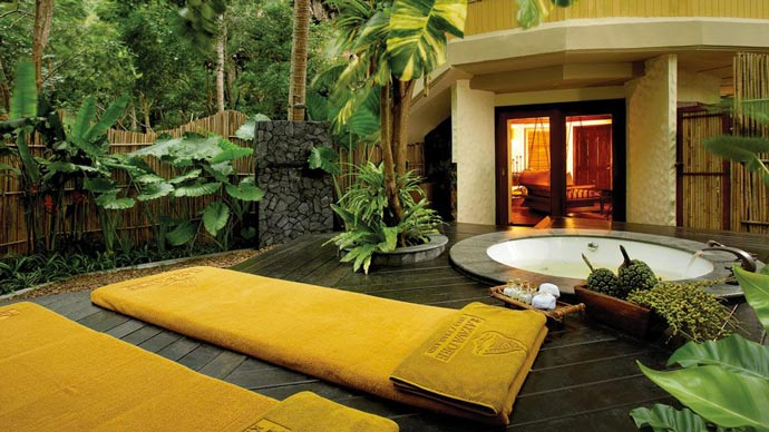 Spa and massage at Rayavadee Resort