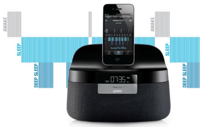 Renew SleepClock Sleep Monitor by GEAR4