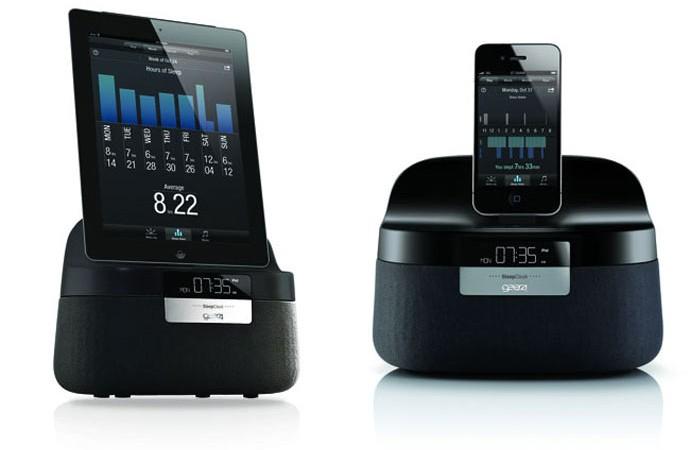 Renew SleepClock Sleep Monitor compatible with iPad and iPhone
