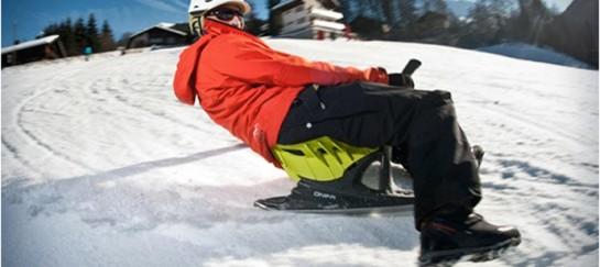YOONER | SEATED SKI