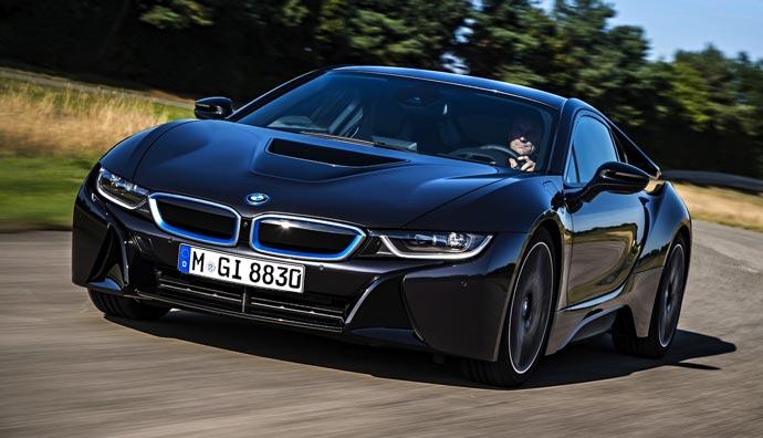 BMW I8 0