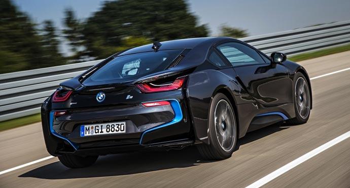 BMW I8 1