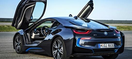 BMW I8 | HYBRID SUPERCAR