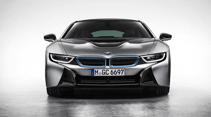 BMW I8 9