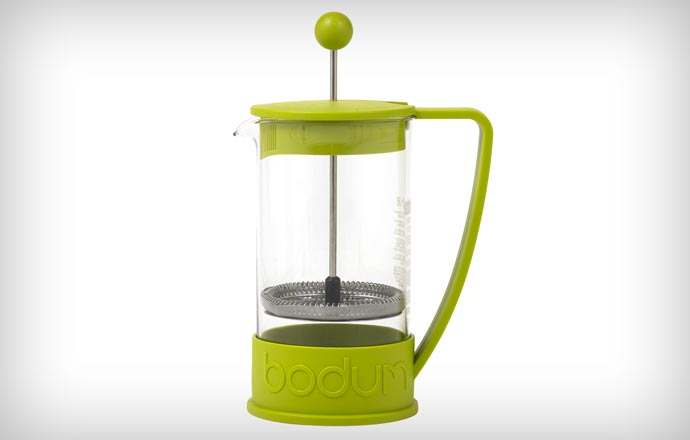 Bodum French Press Coffee Maker Instructions : BODUM BRAZIL FRENCH PRESS COFFEE MAKER