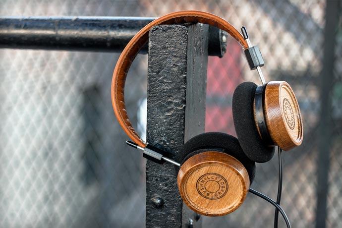 Bushmill X Grado Headphones 3