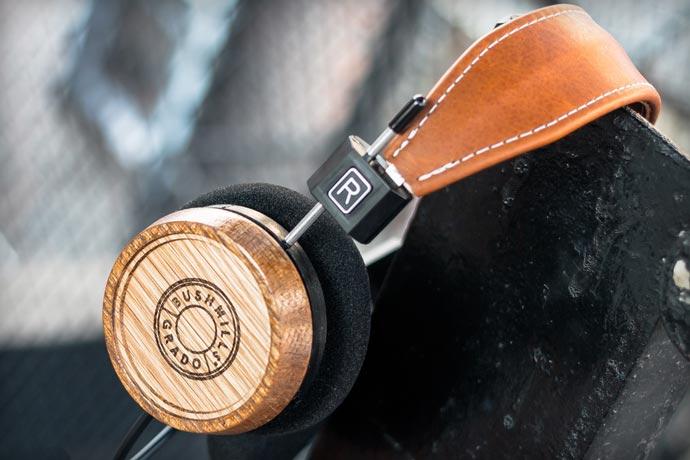 Bushmill X Grado Headphones 4