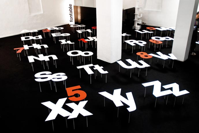 Fontable Table by Mama Design Lab 9