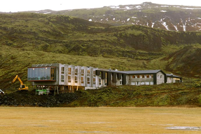 Ion Hotel in Iceland 2