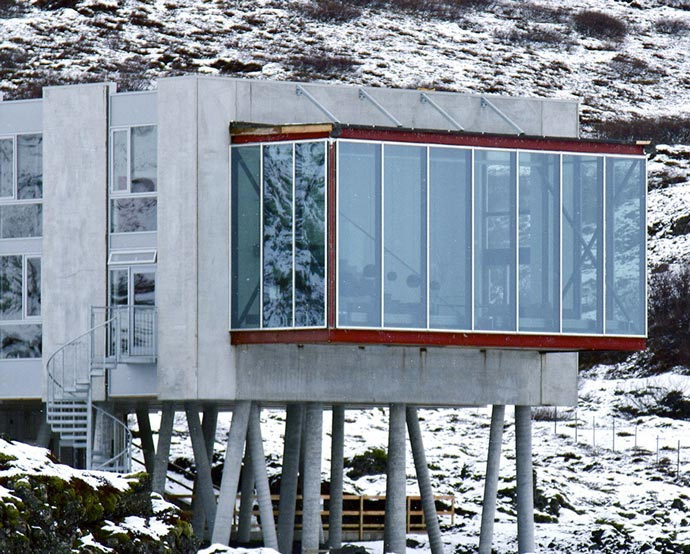 Ion Hotel in Iceland 4