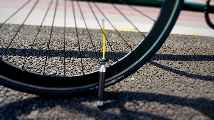 iPump lightest bicycle pump
