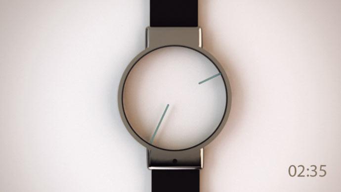 Minimalist Analog Watch 4